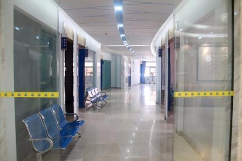 458医院走廊