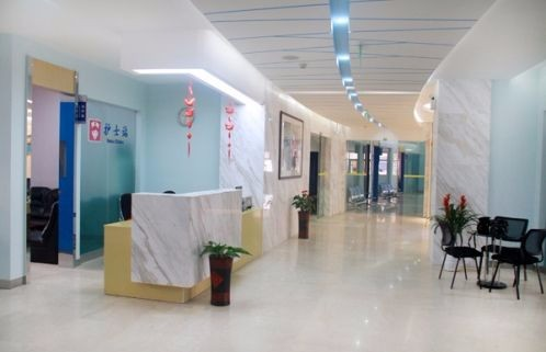 458医院护士站