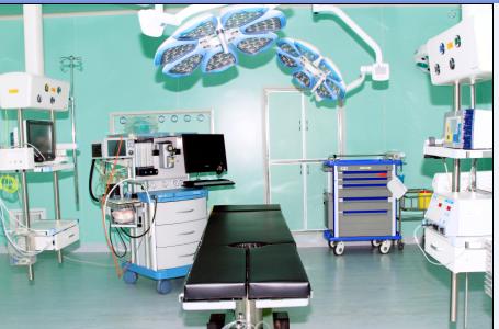 第四军医大学西京医院整形科手术室