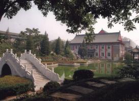 中国医学科学院整形外科医院院内景色