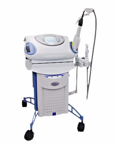 南京华韩奇致美容医院除皱祛斑疤痕修复进口激光仪器