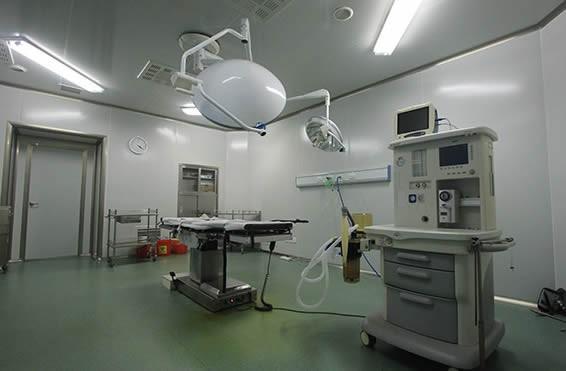 6楼千层流手术室全景