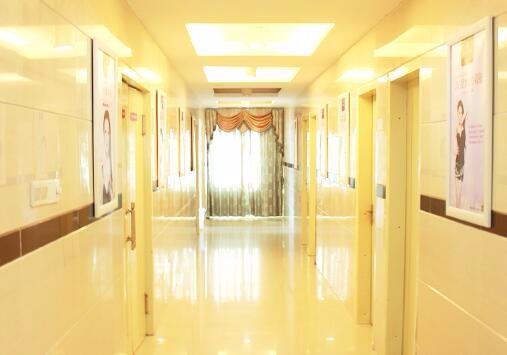 皮肤科走廊
