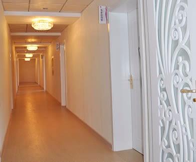 医院走廊环境