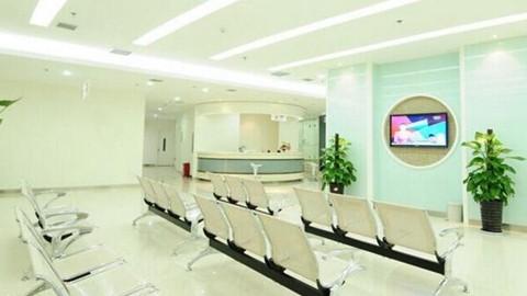 郑州陇海医院整形中心候诊区