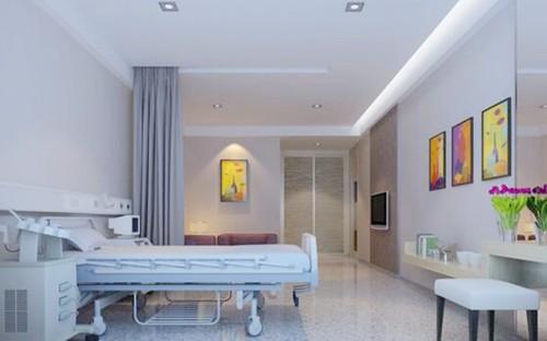郑州至美整形术后恢复病房