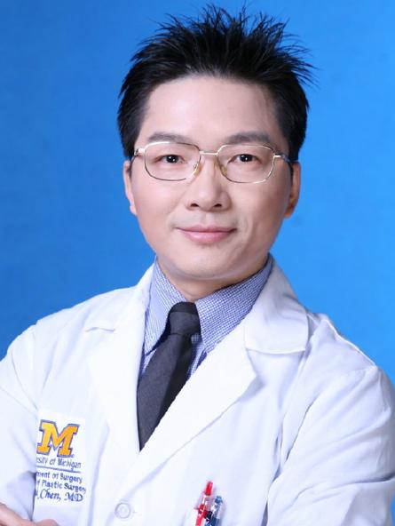 上海第九人民医院整形外科陈付国