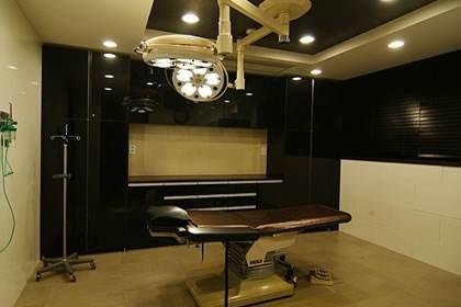 韩国SKY整形外科医院手术室