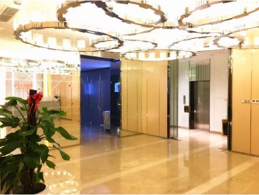 陈清世纪总店大厅