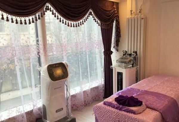 美容治疗室