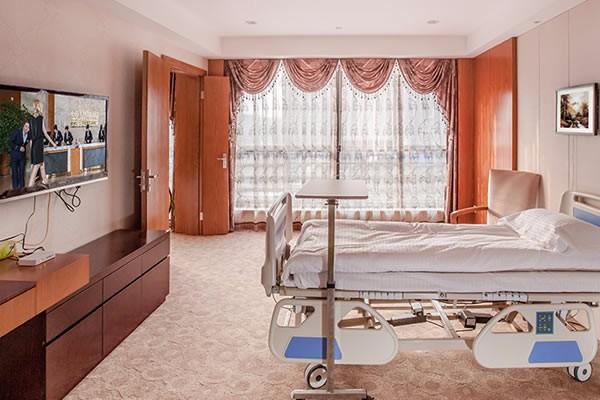 杭州华山连天美医疗美容医院恢复室