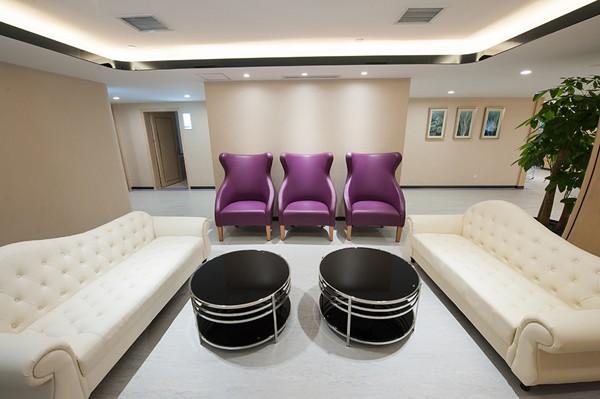 五楼休息室