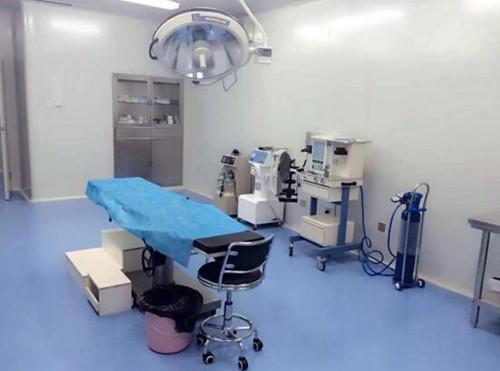 郑州妍琳整形美容医院手术室
