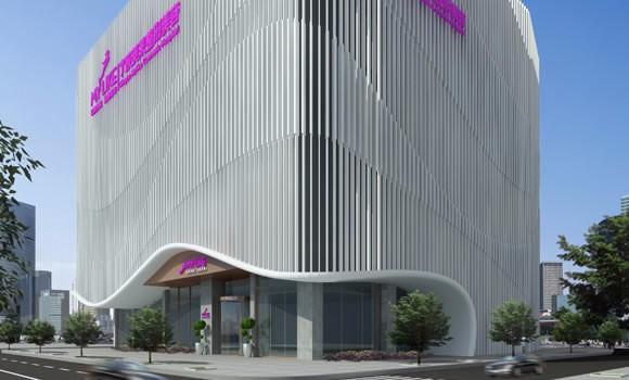 宁波美莱整形美容医院医院大楼