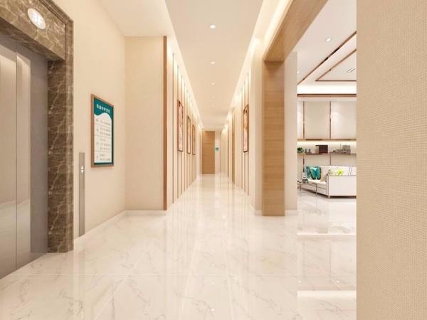 雅美医院走廊