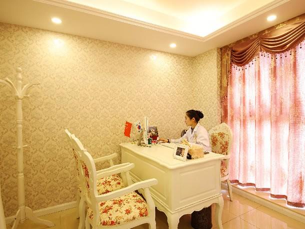 宁波尚丽医生面诊室