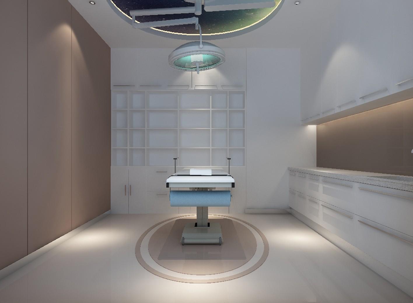 千和若美三楼手术室