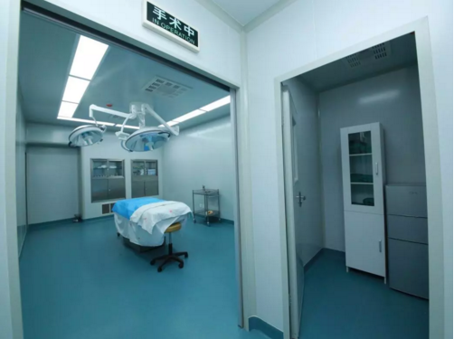 哈尔滨柏悦医疗美容医院手术室
