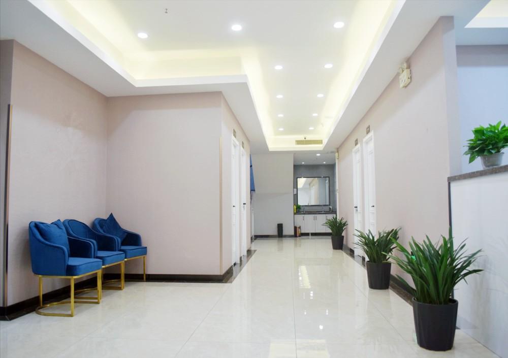 二楼走廊环境