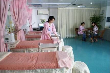 激光美肤治疗室