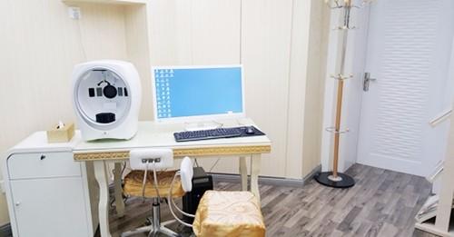 皮肤检测室