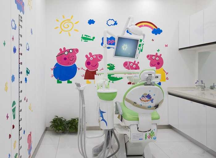 儿童诊疗室