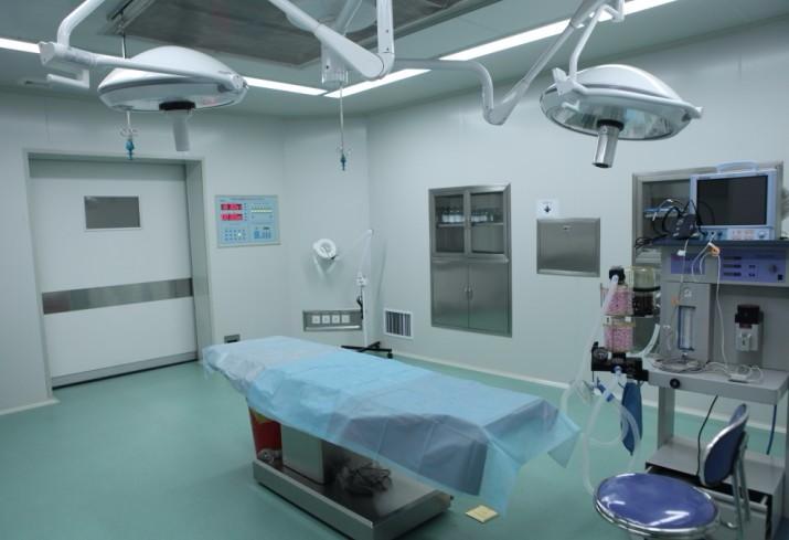 哈爾濱哈美萊整形醫院層流級手術室圖片