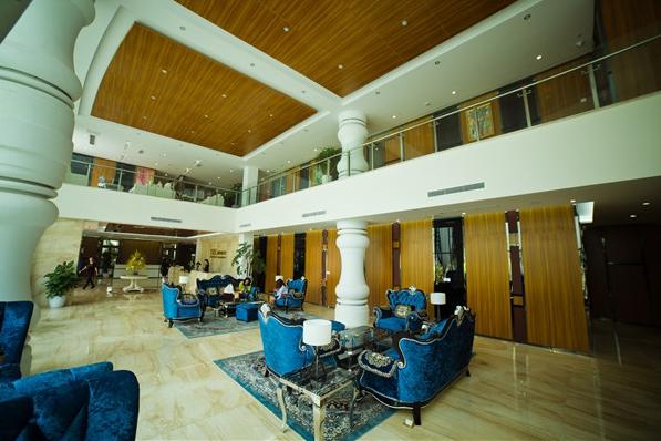 大厅休息区