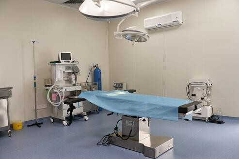郑州艾美整形医院手术室