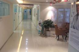 济南鹏爱美容整形医院医院走廊