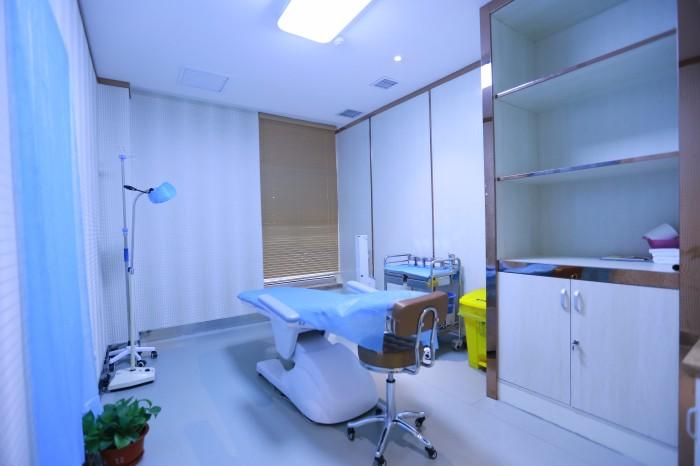 激光诊疗室