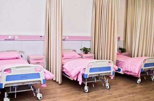 郑州曼蒂整形美容诊所术后恢复病房