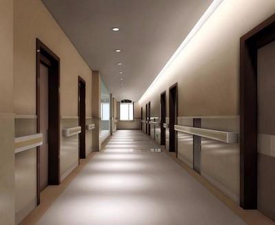 佳木斯中心医院整形走廊
