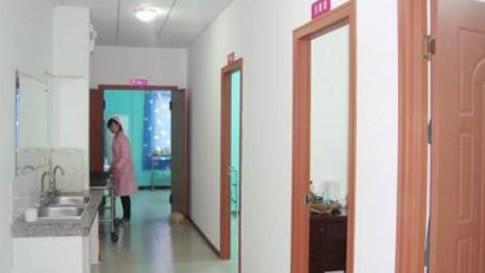 蚌埠国色整形美容医院洗漱室