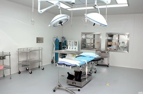 郑州俪侬整形医院手术室
