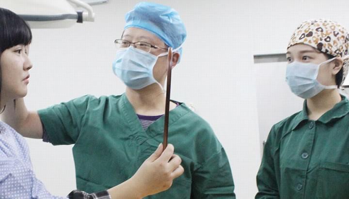 术后医生护理过程