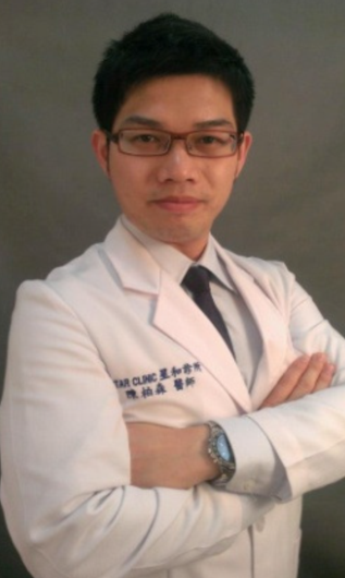 鸡西Dr.W王医生整形外科门诊部陈柏森