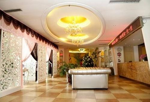 郑州美丽时光整形医院大厅