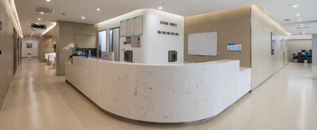 二楼护士站