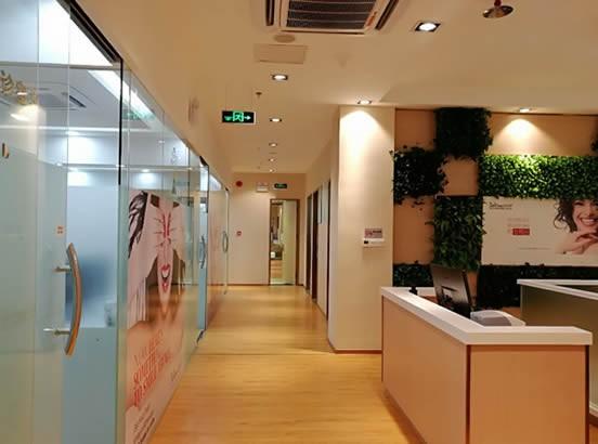VIP诊室外环境图
