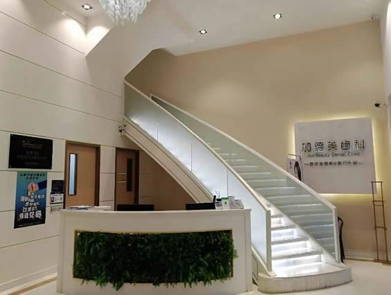 医院大厅环境一角