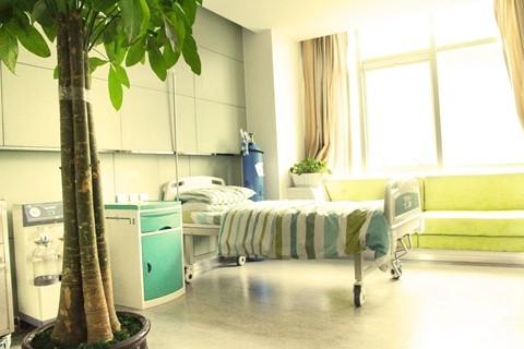 郑州爱美丽整形医院术后病房