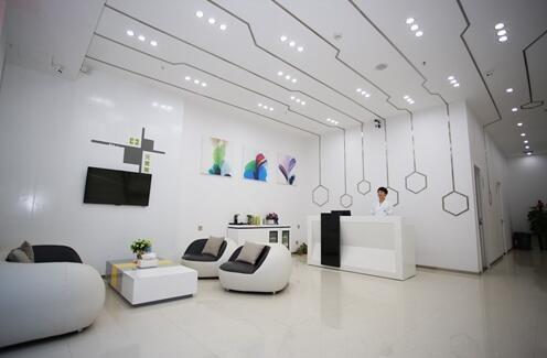 郑州元素整形医院大厅