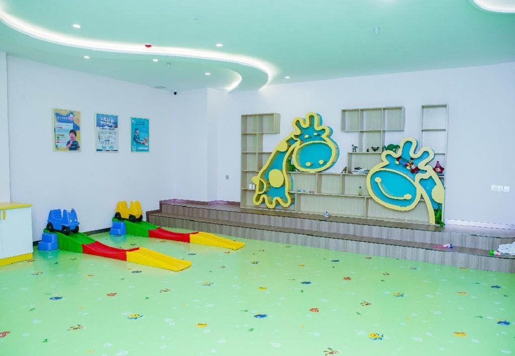 儿童齿科活动区