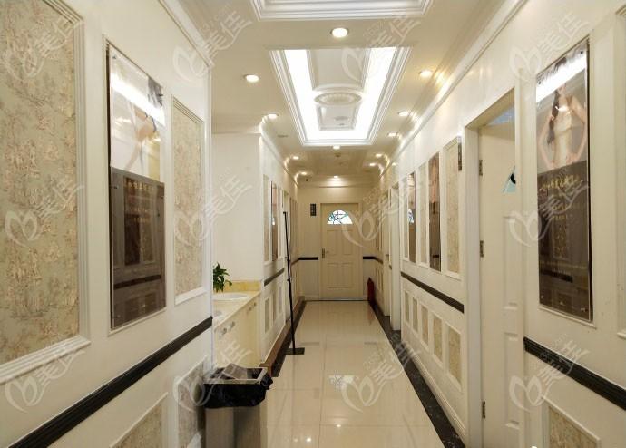 护士站走廊