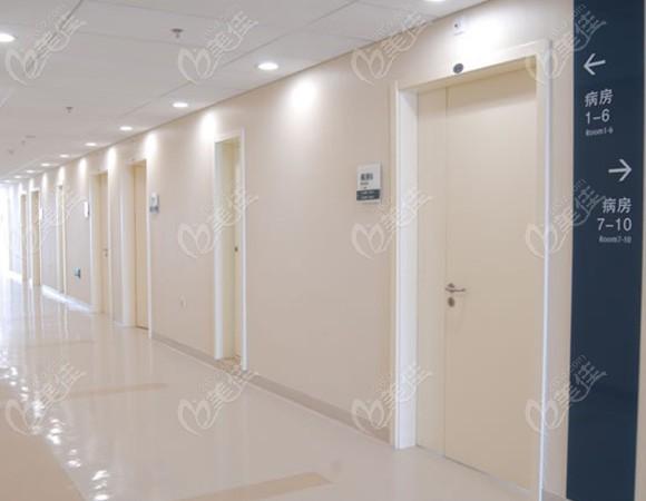 住院病房楼道