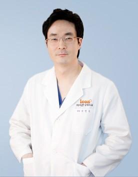 韩国图标ICON整形医院刘贤石