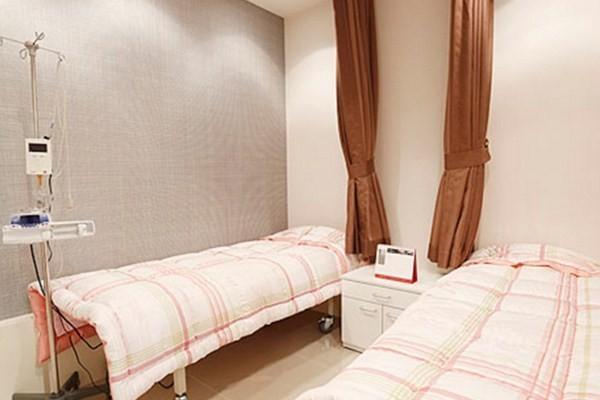 韩国goldg整形医院休息室