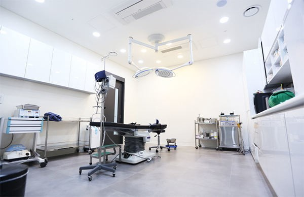 韩国ohkims整形医院手术室