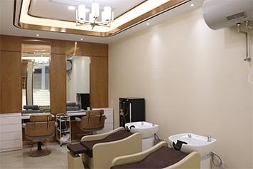 南京新秀植发护理区